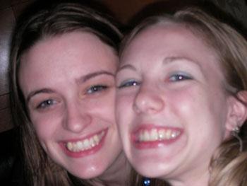 Gem and Jenn